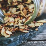 Pan Roasted Almonds Recipe | Mean Green Chef