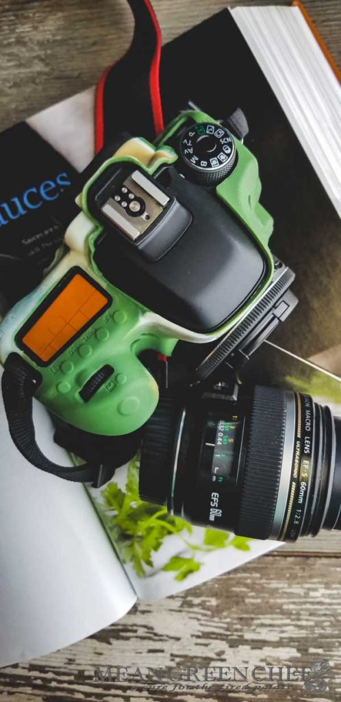 Camera Gear | Food Photography | Mean Green Chef