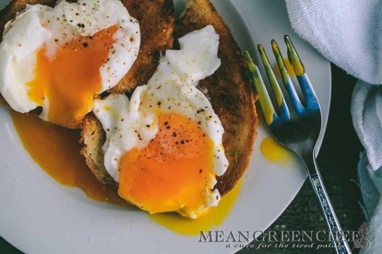 Soft Boiled Eggs Recipe   Mean Green Chef