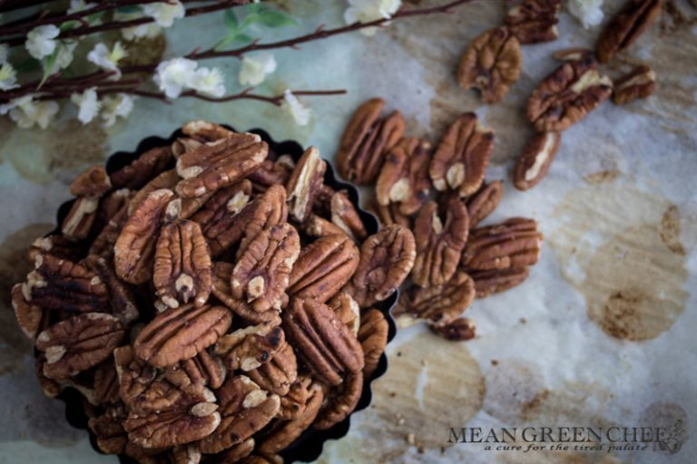 Roasted Pecan Pie Cookies Recipe | Mean Green Chef