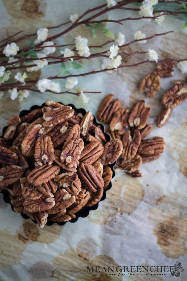 Roasted Pecan Pie Cookies Recipe | Mean Green Chef