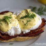 Foolproof 2 Minute Blender Hollandaise Sauce Recipe | Mean Green Chef