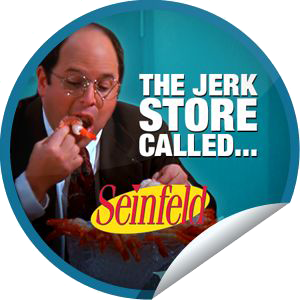George Costanza the Jerk Store Called Seinfeld