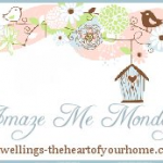 Amaze Me Monday Link Party Logo