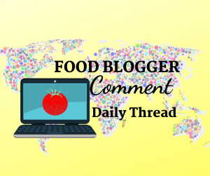 Food Blog Comment Facebook Group
