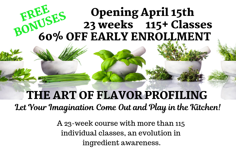 The Art of Flavor Profiling | Comprehensive Cooking Course | Mean Green Chef