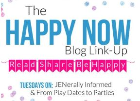Happy Now Blog Link Up