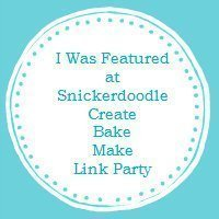 Snickerdoodle featured link